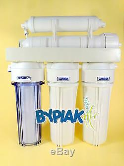 5 Stage Reverse Osmosis Water Filter System 50/75/100/150 GPD Taste & Odour