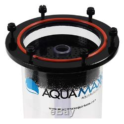 AquaMaxx GFO and Carbon Filter Media Reactor Package with Pump and Tubing