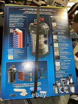 Brand New Fluval 207 Performance Canister Filter for Aquariums Up To 45 Gallons