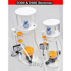 Coral Box Curve DC Protein Skimmer D300 D500plus D700 Jebao Jecod 1 Yr Warranty