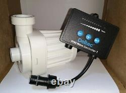 Deltec DCC3 Replacement Protein Skimmer Pump Complete Pump