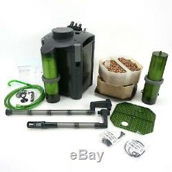 EHEIM Professionel Pro II Series 2227 WET/DRY External Canister Filter RARE