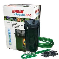 Eheim 2217 Classic Canister Filter Free Media Free Shipping