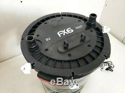 FLUVAL FX6 Canister Filter For Aquariums to 400 Gallons USED