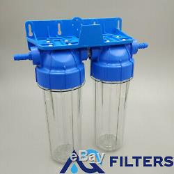Fluidised Bed Filter For Aquarium Filtration Phosphate Reactor Carbon 2 Stage
