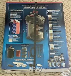 Fluval 307 Performance Canister Filter up to 70 US gallon Aquarium Brand NEW
