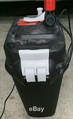 Fluval 406 External Canister Filter For Upto 400 Litre Marine Tropical Fish Tank