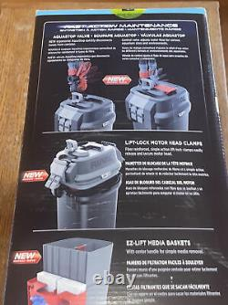 Fluval 407 Performance Aquarium Canister Filter Up To 100 Gallon #A449 NEW
