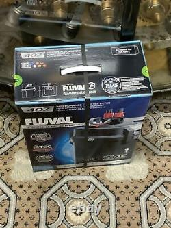 Fluval 407 Performance Canister Filter up to 100 US gallon Aquarium