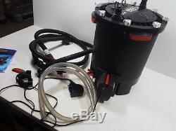 Fluval Canister Filter, FX6 Filter (400 Gal) A219