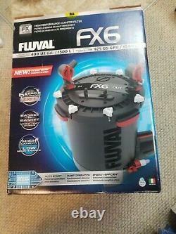 Fluval FX6 A219 High Performance Canister Filter