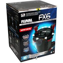 Fluval Fx4 And Fx6 External Canister Power Filter Inc Media Fish Tank Aquarium