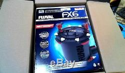 Fluval Fx6 Aquarium Canister Filter Plug And Play
