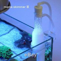 Mame Design Protein Skimmer mame skimmer3 for Seawater Only Japan with Tracking