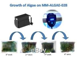Marine Magic TURF ATS skimmer / Algae scrubber double (with controller)