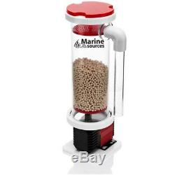 Marine Source High Effect Bio Pellet Reactors BRD1.2 Chamber Pump included