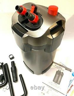 Marineland Magniflow Canister Filter 220 GPH For Aquariums-Easy Maintenance