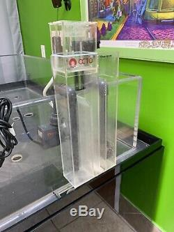 Reef Octopus Classic 100 HOB Protein Skimmer up to 105G Preowned 1 Week Only