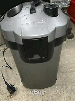 Tetratec Ex1200 External Canister Filter For 500 Litre Marine Tropical Fish Tank