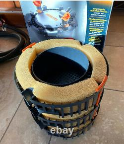 Very Clean Fluval FX5 High Performance Aquarium or Reef Filter